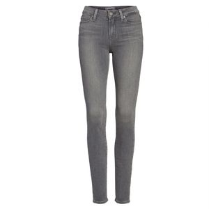 PAIGE Skyline Skinny gray jeans size 25
